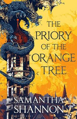 Couverture du livre : The Priory of the Orange Tree
