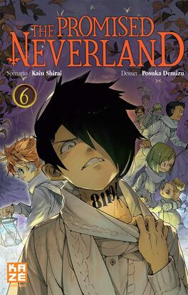 Couverture du livre : The Promised Neverland, Tome 6 : B06-32