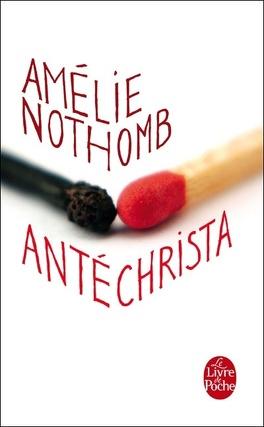 Couverture du livre : Antéchrista