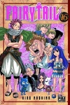 couverture Fairy Tail, Tome 16