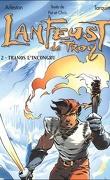 Lanfeust de Troy, tome 2 : Thanos l'incongru (Roman)