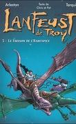 Lanfeust de Troy, tome 5 : Le Frisson de l'Haruspice (Roman)