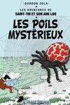 couverture Les aventures de Saint-Tin et son ami Lou, Tome 6 : Les poils mystérieux