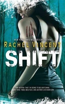 Couverture du livre : Shifters, tome 5 : Shift