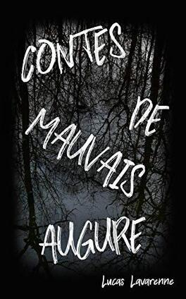 Couverture du livre : Contes de mauvais augure