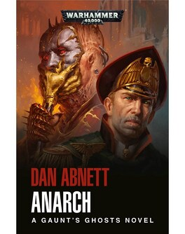 Couverture du livre : Gaunt's Ghosts: Anarch