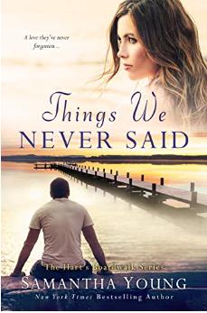 Couverture du livre : Hart's Boardwalk, Tome 3: Things We Never Said