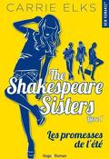 The Shakespeare Sisters, Tome 1 : Les Promesses de l'été