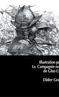Illustrations pour la Compagnie Noire de Glen Cook