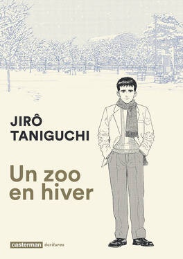Couverture du livre : Un zoo en hiver
