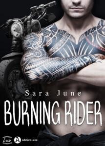 Couverture du livre : Dark Soldiers, Tome 3 : Burning Rider