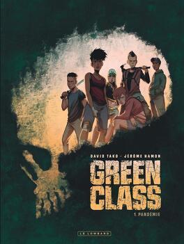 Couverture du livre : Green Class, Tome 1 : Pandémie