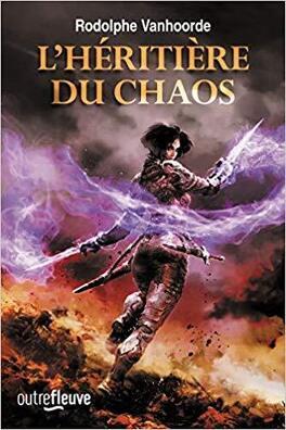 Couverture du livre : L'héritière du chaos