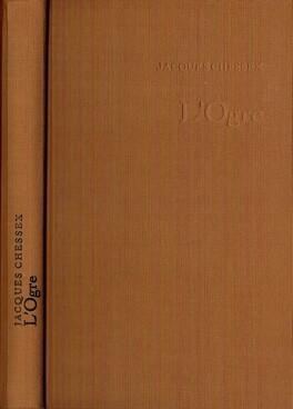 Couverture du livre : L'Ogre