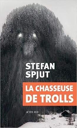 Couverture du livre : La Chasseuse de trolls