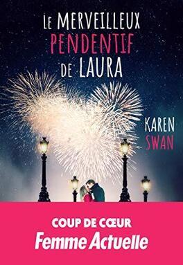 Couverture du livre : Le merveilleux pendentif de Laura