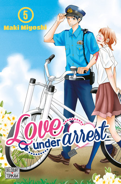 Couverture de Love under Arrest, Tome 5