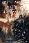 couverture L'Ange de la nuit, Tome 3: Au-delà des ombres