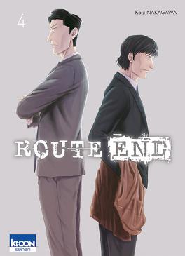 Couverture du livre : Route End, Tome 4