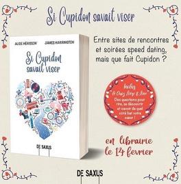 Couverture du livre : Si Cupidon savait viser