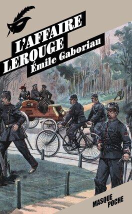 Couverture du livre : L'affaire Lerouge