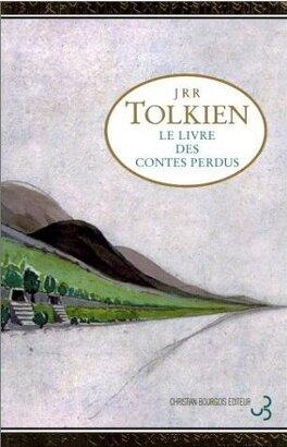 Couverture du livre : Le livre des contes perdus