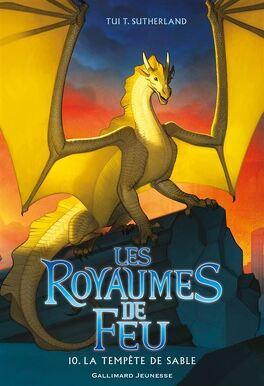 Les Royaumes de Feu, tome 10 : Darkness of Dragonsn