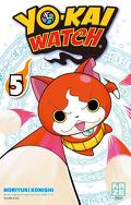 Yo-Kai Watch, Tome 5