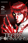 couverture Terra Formars, Tome 2