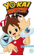 Yo-Kai Watch, Tome 1