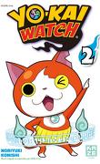 Yo-Kai Watch, Tome 2