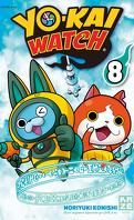 Yo-Kai Watch, Tome 8