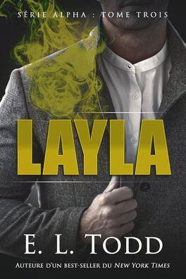 Couverture du livre : Alpha, Tome 3 : Layla