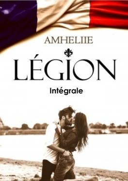 Couverture du livre : Légion
