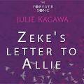 Blood of Eden, Tome 2.5 : Zeke's letter to Allie