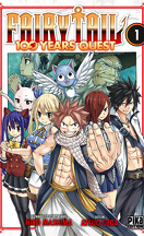 Fairy Tail : 100 Years Quest, Tome 1
