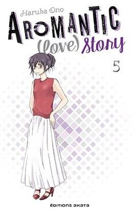 Couverture du livre : Aromantic (Love) Story, Tome 5