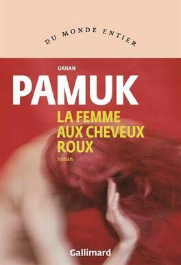 Couverture du livre : La Femme aux cheveux roux