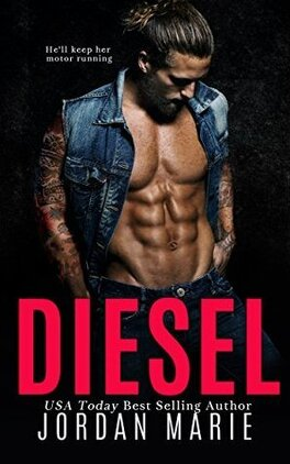 Couverture du livre : Savage MC: Tennessee Chapter, Tome 2 : Diesel