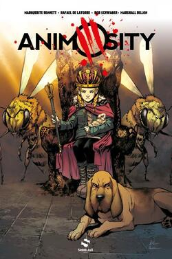 Couverture de Animosity, Tome 3