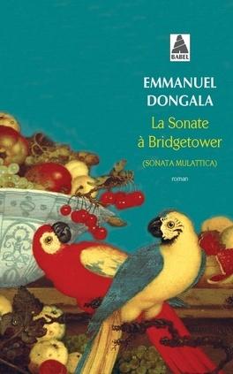 Couverture du livre : La Sonate à Bridgetower (Sonata mulattica)