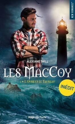 Couverture du livre : Les MacCoy, Tome 2 : L'Ours et le Taureau