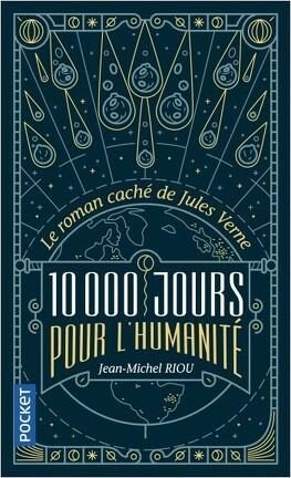Couverture du livre : 10 000 jours pour l'humanité