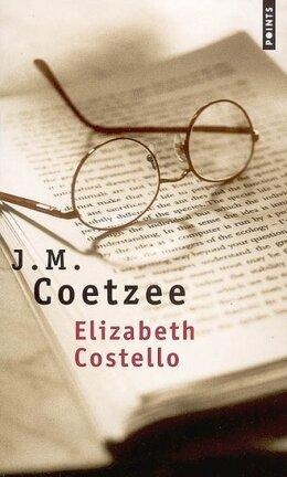 Couverture du livre : Elizabeth Costello