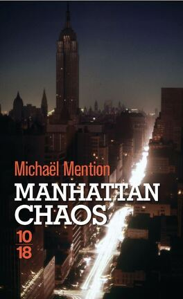Couverture du livre : Manhattan chaos