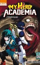 My Hero Academia, Tome 6 : Frémissements