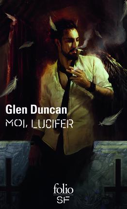 Couverture du livre : Moi, Lucifer