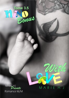 Couverture du livre : With Love, Tome 3.5 : Nino