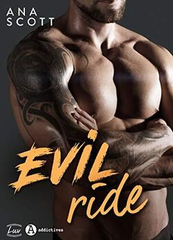 Couverture de Evil Ride