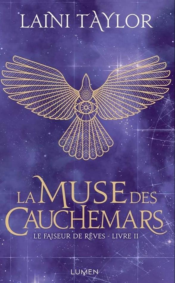Le Faiseur de Rêves tome 2 : La Muse des Cauchemars